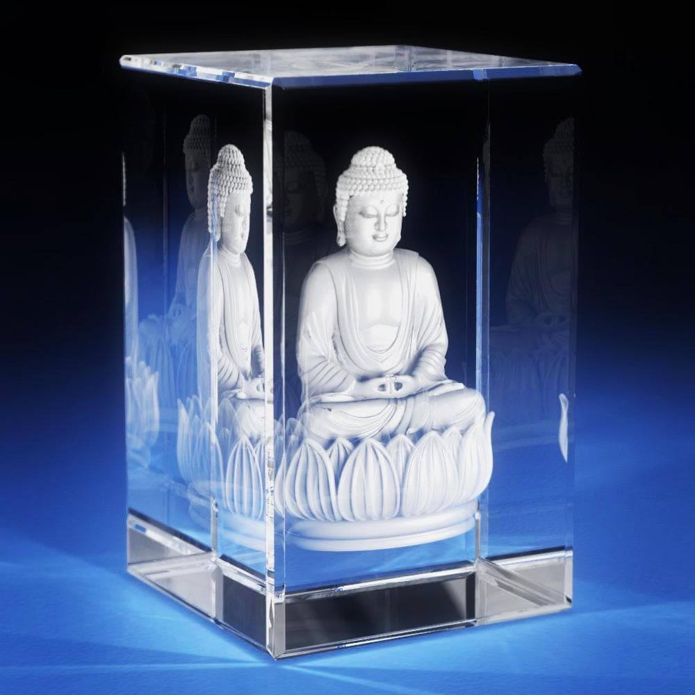 3D Buddha [Pre-Designed] | 3D Laser Gifts