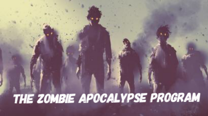 The Zombie Apocalypse Training Program