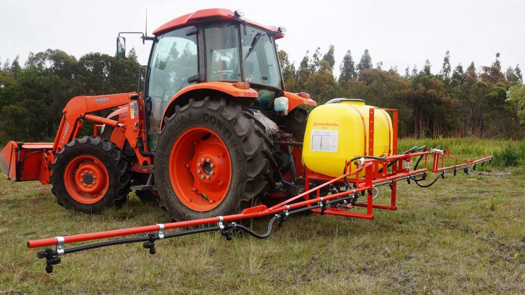 440L Sprayer + 8m Boom