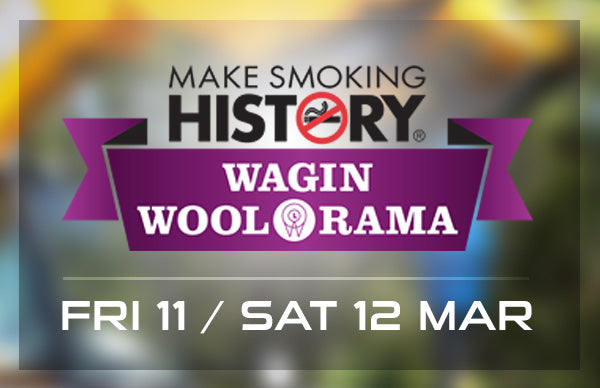 Wagin Woolorama 2016