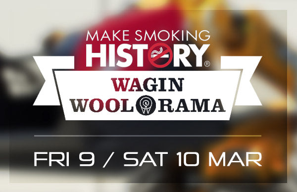 Wagin Woolorama 2018