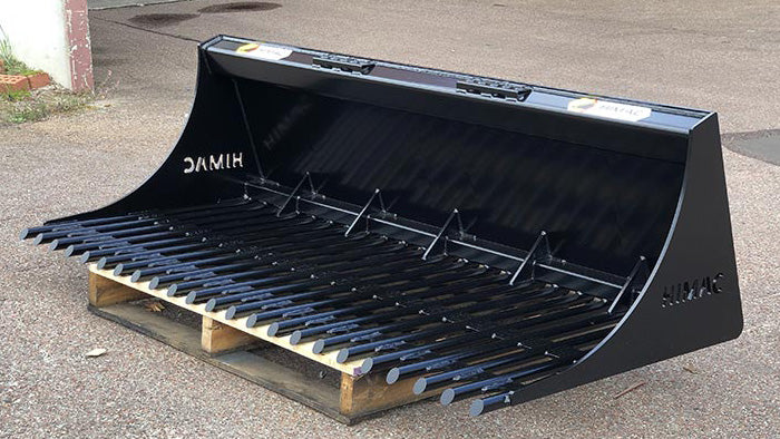 1825mm Rake Bucket