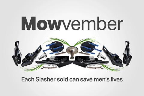 Your Slasher Can Help Save Men's Lives