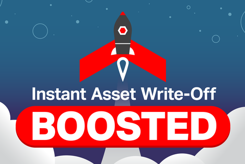Instant Asset Write-Off BOOSTED