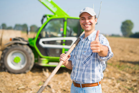 5 Compelling Reasons Why Farmers Should Use Telehandlers