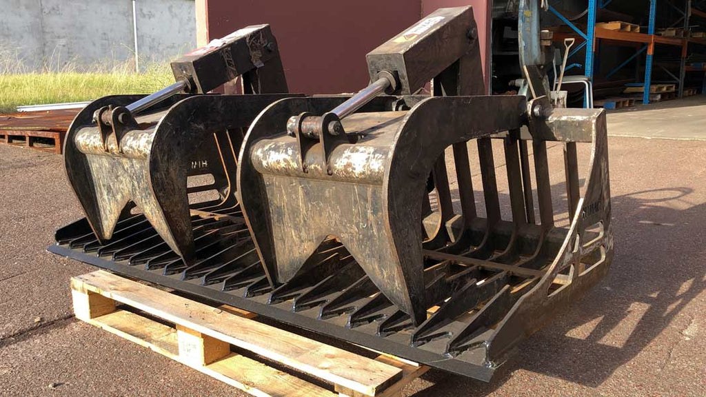 1675mm Rake Grapple
