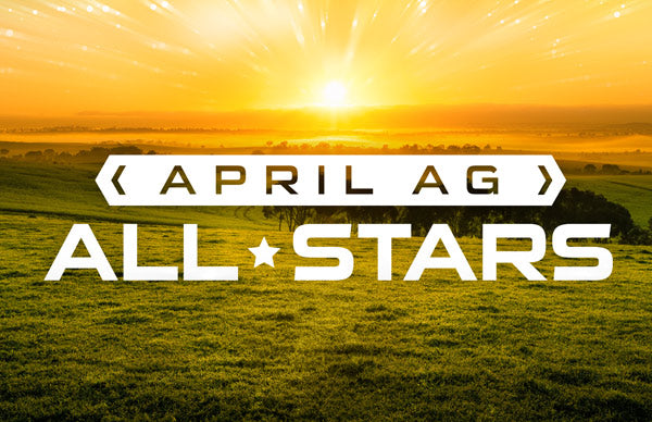 April Ag All-Stars