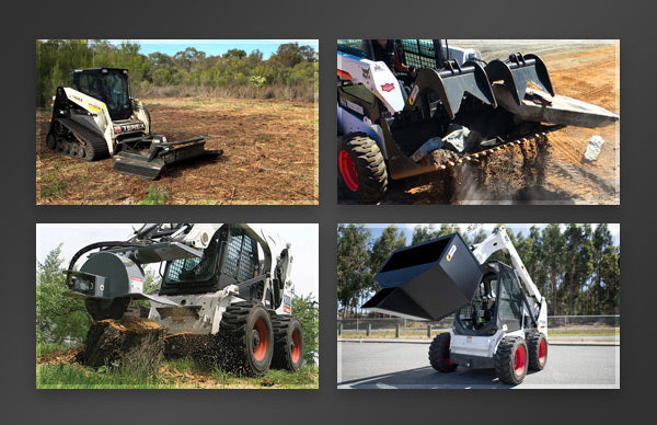 Himac Skid Steer Attachments