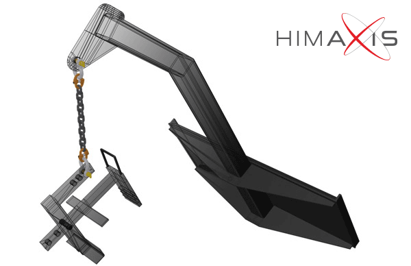 Backhoe Attachment from Himac Attachments