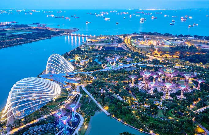 Win a $4k Holiday to Singapore from Himac Attachments