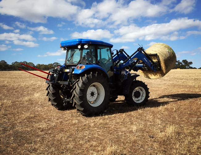Feed across multiple areas to significantly reduce bale waste