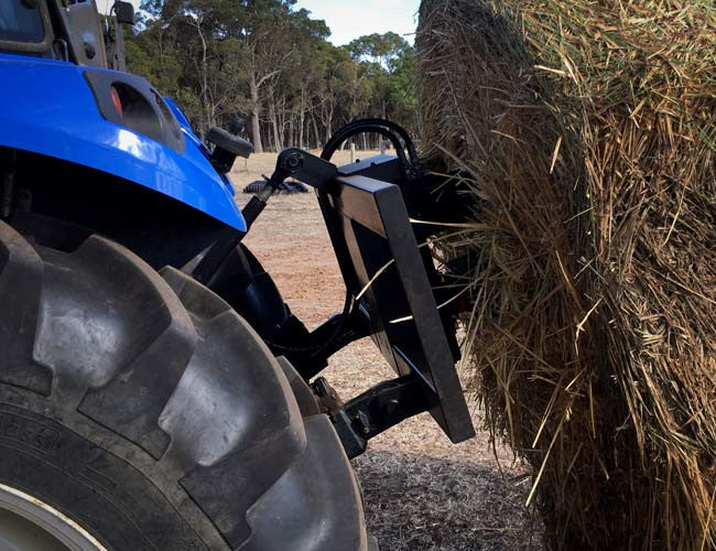 Simple reverse and lift with your Linkage Tractor