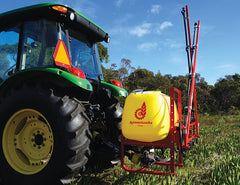For a sturdy, reliable on-farm sprayer - think Himac