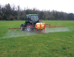 330L Sprayer in action - designed for 3 Point Linkage Tractors