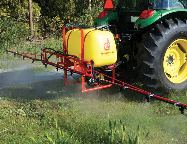 Tractor Three Point Boom : Point linkage sprayer order today on
