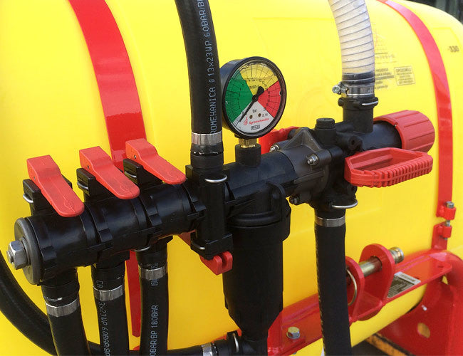 3 Point Linkage Sprayers made from quality European parts