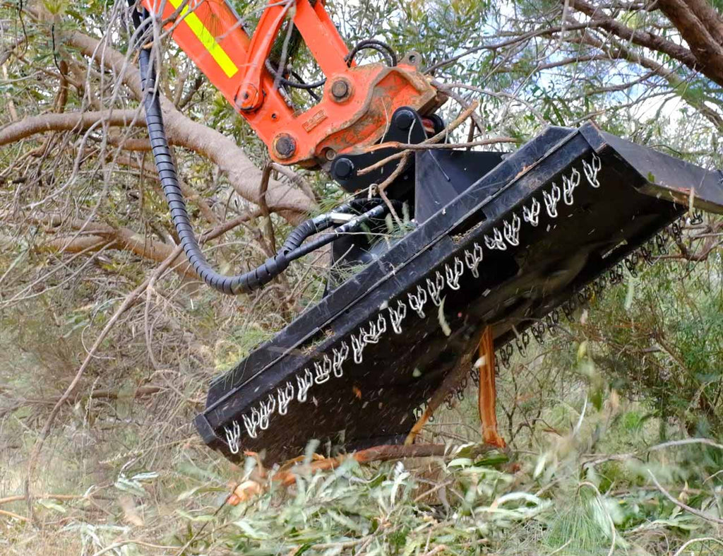 Extreme Duty Brush Cutter
