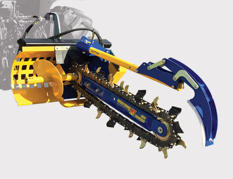 3PL Chain Trencher