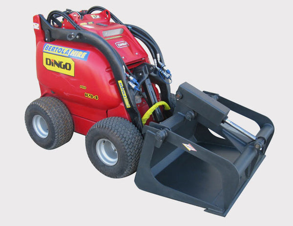 Himac Demolition Grapple - designed for Mini Loaders