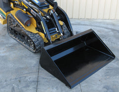 Himac GP Bucket - a must-have attachment for Mini Loaders