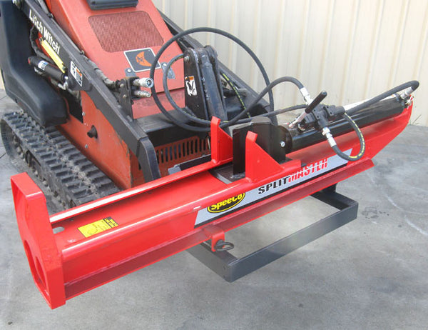 Himac Log Splitter - top quality high pressure hydraulics