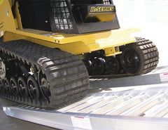 Himac Loading Ramps can be used for a wide range of Track Machines