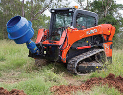 Mixer Bowl also suitable for Skid Steer Loaders