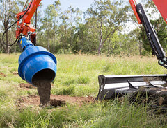 Cement Mixer Bowl also available for Excavators