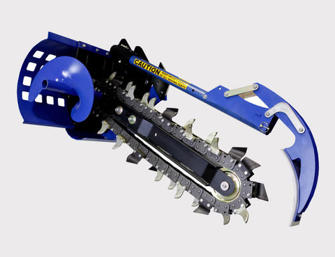 Himac Chain Trencher
