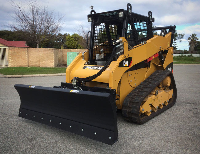 Dozer Attachment featuring high quality Hardox bolted blade