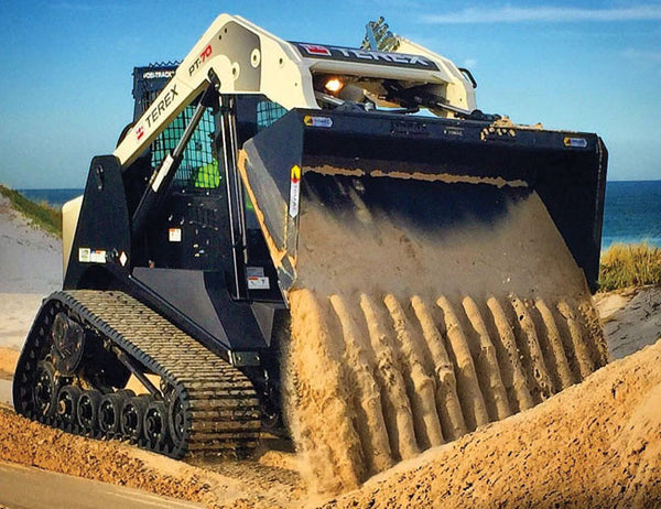 Himac Extreme GP Bucket - ideal for Track Loaders