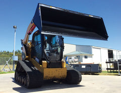 Available in a range of widths to suit Skid Steer Loaders