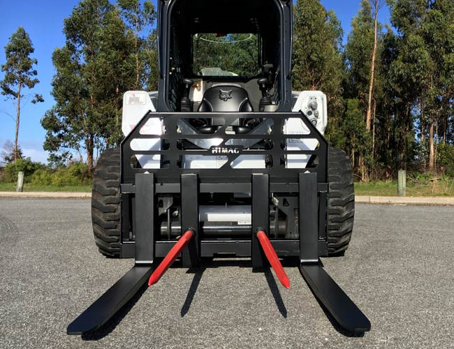 Think Himac for Skid Steer Attachments built to last