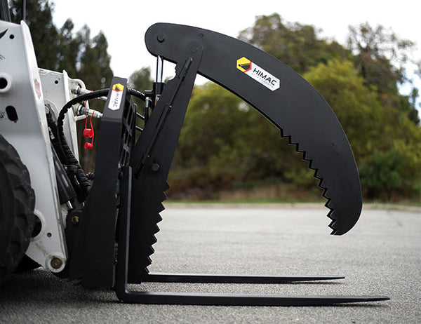 Bolt-on Fork Grapple