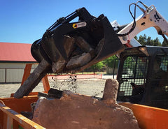 Rock Grapple Bucket