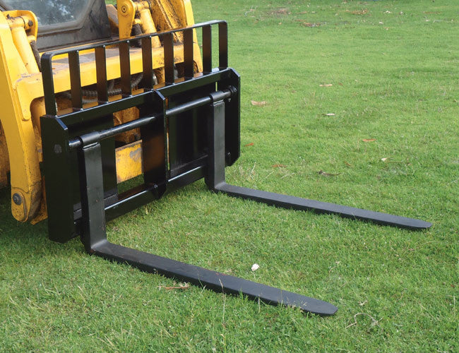 Himac Floating Tyne Pallet Forks