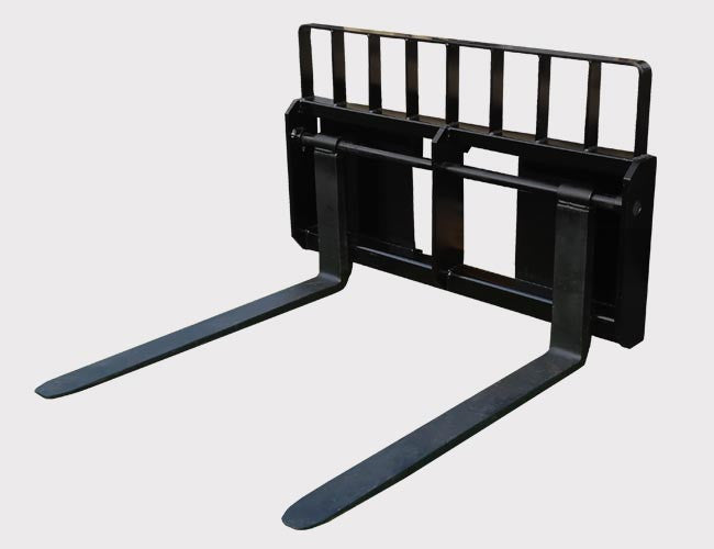 Himac Floating Tyne Pallet Forks for Skid Steers