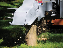 Side Swing Stump Grinder
