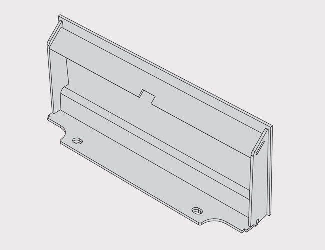Himac Mini Loader Universal Mount Plate