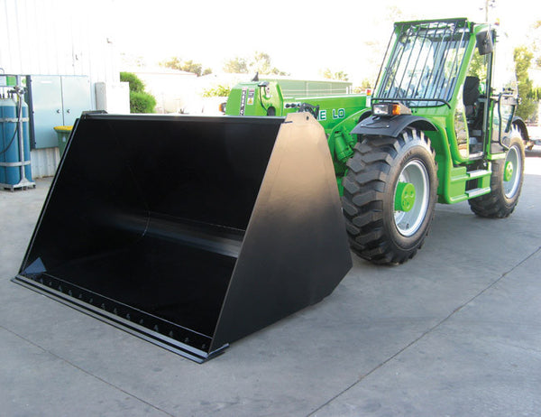 Telehandler GP Buckets - available in a range of cubic capacities