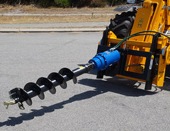 Select from a range of Auger sizes to suit your Auger Drive