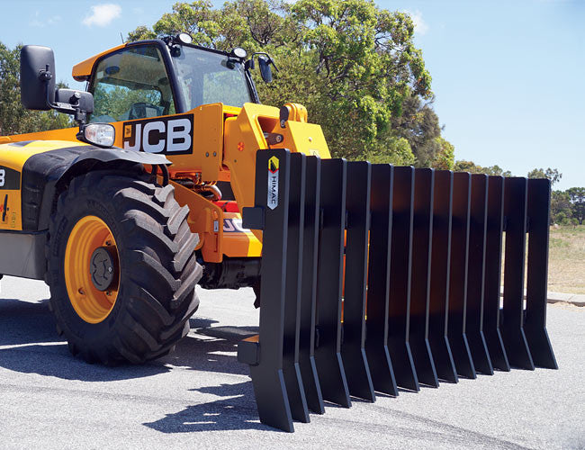 Designed for a wide range of Telescopic Handlers