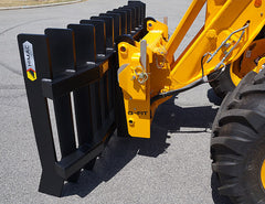 Select a Telehandler mount option to suit your machine