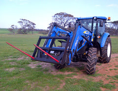Himac Hay Forks - designed for Tractor Loaders