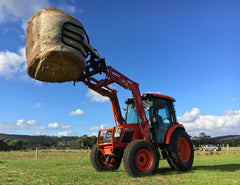 Wrapped Bale Grab