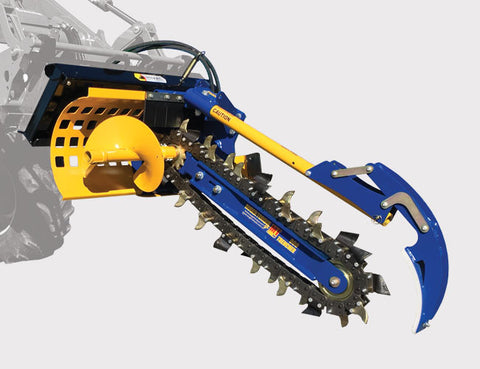 Chain Trencher