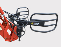 Himac Bale Grab with wide clamp opening