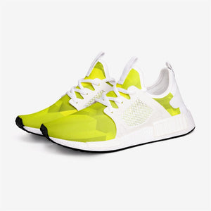 Green Life themes shoes, Green themes Sneaker, Green themes abstract Unisex Lightweight Sneaker - Gadget.parts