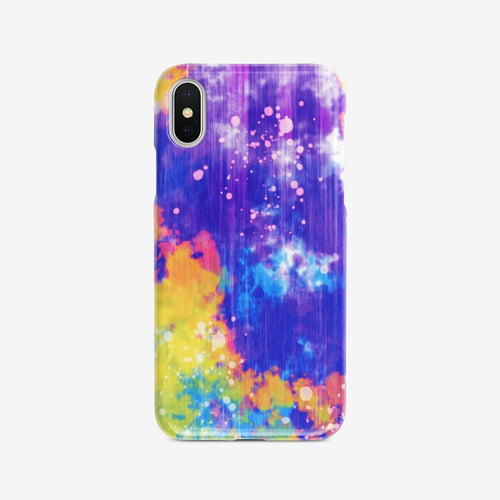 tye die abstract digital design Iphone case, for iphone5/6/7/8/X - Gadget.parts