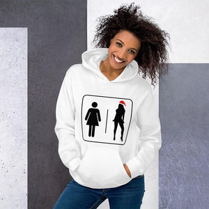 Christmas gift for girlfriend & boyfriend - my girlfriend is sexy than your girlfriend  Unisex Hoodie - Gadget.parts